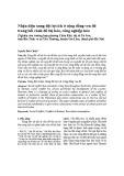 Nhận diện xung đột lợi ích ở cộng đồng ven đô trong bối cảnh đô thị hóa, công nghiệp hóa (Nghiên cứu trường hợp phường Châu Khê, thị xã Từ Sơn, tỉnh Bắc Ninh và xã Yên Thường, huyện Gia Lâm, thành phố Hà Nội)