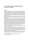Marx trong thế kỷ XXI và những tư tưởng lớn của Marx về con người