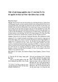 Một số nội dung nghiên cứu về văn hóa Óc Eo từ nguồn tư liệu tại Thư viện Khoa học xã hội