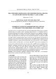 Hoạt tính chống oxi hóa đẳng sâm (Codonopsis pilosula franch.) so sánh với một số dược thảo khác và axit ascobic