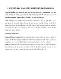 9 nguyên tắc làm việc khiến sếp trọng dụng