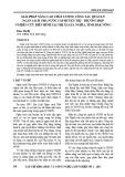 Giải pháp nâng cao chất lượng công tác quản lý ngân sách Nhà nước cấp huyện thị - Trường hợp nghiên cứu điển hình tại thị xã Gia Nghĩa, tỉnh Đăk Nông