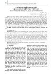 Chế định quyền con người qua các bản hiến pháp Việt Nam