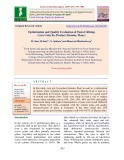 Optimization and quality evaluation of pasta utilizing corn grits by-product (Hominy flour)