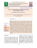 Advances in synthetic biology and metabolic engineering in the production of biofuel
