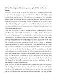 Phân tích giá trị nhân đạo trong truyện ngắn Chí Phèo của nhà văn Nam Cao