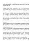 Cảm nhận về một bài học hoặc một triết lí nhân sinh trong tác phẩm Cha tôi của Đặng Huy Trứ