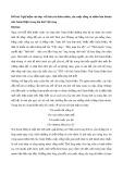 Nghị luận văn học về tình yêu thiên nhiên, yêu cuộc sống và niềm băn khoăn của Xuân Diệu trong bài thơ Vội vàng