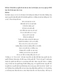 Từ bài Bài ca ngắn đi trên bãi cát của Cao Bá Quát, em có suy nghĩ gì về lối học thi cử của ngày xưa và nay?