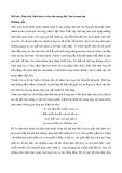 Phân tích cảnh thu và tình thu trong bài Câu cá mùa thu