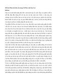 Phân tích tình yêu trong Chí Phèo của Nam Cao