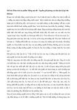 Phân tích tác phẩm Tiếng mẹ đẻ - Nguồn giải phóng các dân tộc bị áp bức