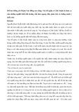 Đồng chí Phạm Văn Đồng cho rằng: Văn tế nghĩa sĩ Cần Giuộc là khúc ca của những người thất thế nhưng vẫn hiên ngang. Hãy phân tích và chứng minh ý kiến trên?