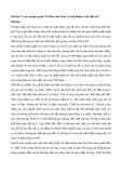 Vì sao truyện ngắn Chí Phèo của Nam Cao lại được coi là kiệt tác?