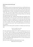 Phân tích bài thơ Tiến sĩ giấy
