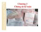 Bài giảng Nguyên lý kế toán: Chương 3 - ThS. Nguyễn Tài Yên
