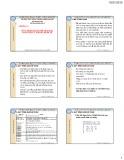 Bài giảng Tin học ứng dụng trong kinh doanh: Chương 5 - ThS. Nguyễn Kim Nam