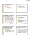 Bài giảng Tin học ứng dụng trong kinh doanh: Chương 2 - ThS. Nguyễn Kim Nam