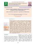 Response of foliar application of micronutrients to reproductive parameters of guava (Psidium guajava L.)