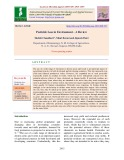 Pesticide loss in environment - A review