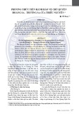 Phương thức tiến hành bảo vệ chủ quyền Hoàng Sa - Trường Sa của triều Nguyễn