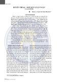Huyền thoại - Một dẫn luận ngắn (Chương mở đầu)