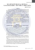 Đưa chủ quyền Hoàng Sa, Trường Sa vào sách giáo khoa - Một nghĩa vụ thiêng liêng
