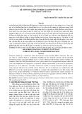 Hệ thống đo lường ổn định tài chính ở Việt Nam thực trạng và đề xuất