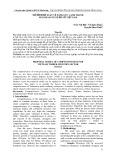 Mô hình đề xuất về năng lực cạnh tranh ngành sản xuất đồ gỗ Việt Nam