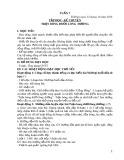 Tổng hợp giáo án lớp 3 - Tuần 7
