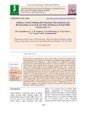 Influence of seed priming with chemicals, micronutrients and bio-inoculants on growth and yield attributes in foxtail millet (Setaria italica L.)