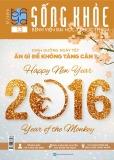Tạp chí Sống khỏe: Số 13/2016