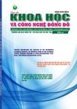 Tạp chí Khoa học và Công nghệ Đông Đô: Số 04/2018