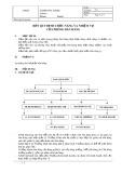 Chức năng nhiệm vụ và sơ đồ tổ chức bộ phận bán hàng