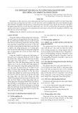Xác định mật độ gieo sạ và lượng phân đạm phù hợp cho giống lúa OM6976 tại Ninh Thuận