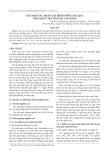 Xác định tác nhân gây bệnh thối chua quả trên quýt Trà Lĩnh tại Cao Bằng