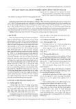 Kết quả chọn lọc, khảo nghiệm giống bông thuần NH16-20