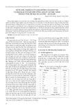 Bước đầu nghiên cứu ảnh hưởng của bón vôi và biochar vỏ trấu đến tổng Asen ở cây đậu nành trong vùng đê bao tại An Phú - An Giang