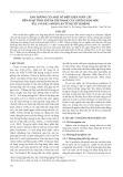 Ảnh hưởng của một số điều kiện nuôi cấy đến hoạt tính enzym chitinase của chủng nấm mốc BX1.1 và BX1.4 phân lập từ bọ xít bị bệnh