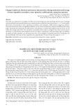 Nghiên cứu một số biện pháp kỹ thuật sản xuất giá đậu xanh an toàn