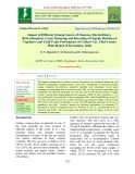 Impact of Different Organic Source of Manures, Bio-fertilizers, Rock phosphate, Green Manuring and Recycling of organic residue on vegetative and yield traits performance of cashew var. ullal-1 under Plain region of Karnataka, India