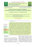 Nutrient content and dry matter accumulation in foxtail millet (Setaria italica L.) as influenced by agronomic fortification