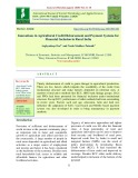 Innovations in agricultural credit disbursement and payment systems for financial inclusion in rural India