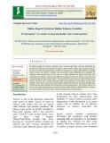 Online expert system on Indian tobacco varieties