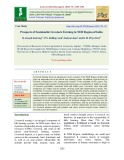 Prospects of sustainable livestock farming in NEH Region of India
