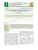 Participatory rural appraisals (PRA) for watershed management (A Case study of Chapramari Watershed)