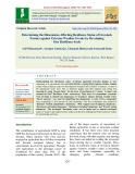 Determining the dimensions affecting resilience status of livestock farmer against extreme weather events by developing one resilience scale
