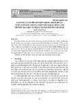 Cách xử lí vấn đề liên kết trong dịch thuật ngôn ngữ báo chí của sinh viên khoa tiếng Anh trường Đại học Sư phạm thành phố Hồ Chí Minh