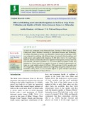 Effect of mulching and controlled irrigation on on-farm crop water utilization and quality of litchi (Litchi chinensis Sonn.) cv. Dehradun