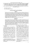 Lý thuyết tam giác gian lận và vận dụng trong nghiên cứu về sai phạm báo cáo tài chính của doanh nghiệp